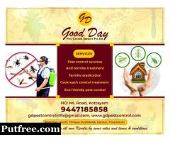 Best Eco friendly pest control Services in Trivandrum Kollam Kottayam Alappuzha Pathanmathitta
