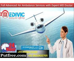 Saving Your Life is Our Prime Aim by Medivic Air Ambulance in Dibrugarh