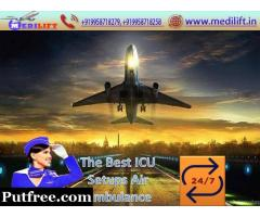 Less Expensive and more Facility Air Ambulance Service in Bangalore