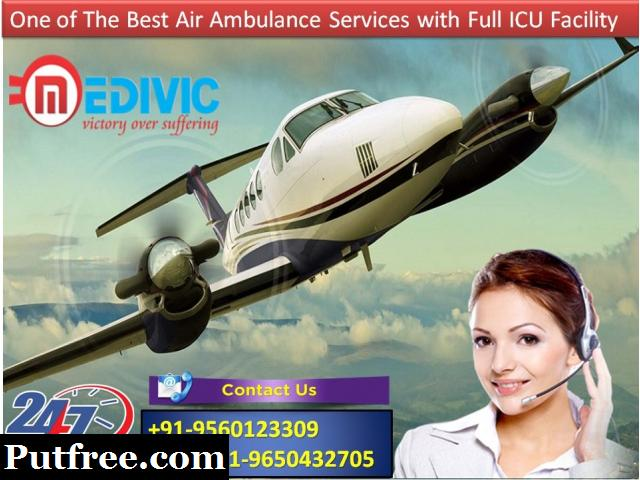 Select Comprehensive Medical Aid by Medivic Air Ambulance in Bhopal