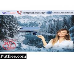 Hire Fast and Safe Air Ambulance in Allahabad with ICU