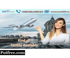 Get High-Quality Air Ambulance in Bangalore with advanced Medical Tool