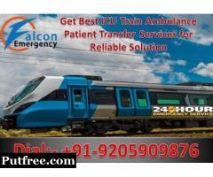 Falcon Emergency - Upgraded and Modern Equipped Train Ambulance in Allahabad