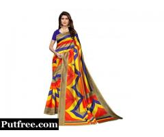 Shop Multicolor Sarees Online From Mirraw at Best Prices