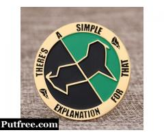 Explanation Enamel Pins