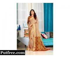 Explore the Fabulous Collection of Jute Sarees from Mirraw