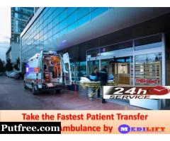 Superior and Trustworthy Ambulance Service in Patna