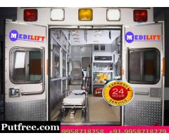 Quality-Based Ambulance Service in Ranchi by Medilift