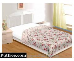 Looking For Handmade Dohar Bed Sheet in Jaipur Fabric