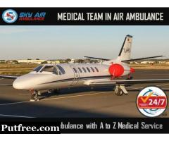 Choose Air Ambulance in Bangalore with Dependable Medical Service