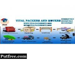 VITAL PACKERS AND MOVERS DOOR TO DOOR SERVICES