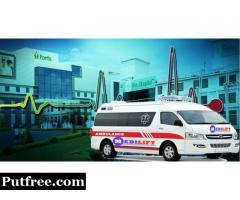 Incredible Ambulance Service in Samastipur by Medilift