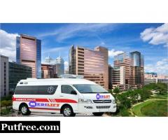 Utilize ICU Facility Ambulance Service in Purina with Medical Tool
