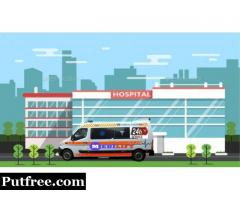 Book Trusted Ambulance Service in Mokama with ICU Setup