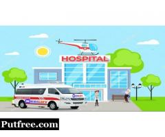 Book Masterly Ambulance Service in Buxar with Medical Tool