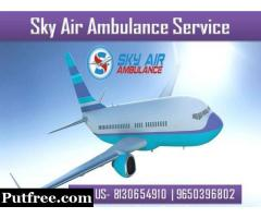 Get the First-Class Air Ambulance in Bangalore by Sky Air Ambulance