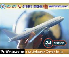 Utilize Air Ambulance from Bhopal with Highly Skilled Medical Group