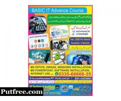 Basic IT course