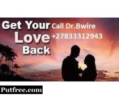 A spell to get your lover back – Guaranteed Results +27833312943 in England ,Berlin ,Latvia