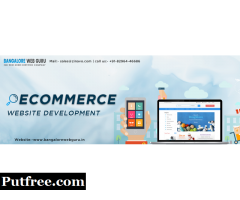E Commerce Website Development Services