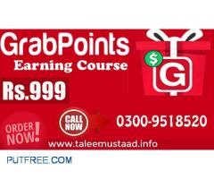 GrabPoints earning course earn $200-$300