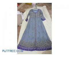 Walima dress in very good quality