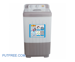 Asia washing machine with  2 years warranty only 6000