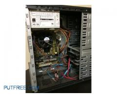 Core 2 Duo PC with 4GB RAM & 2GB Nvidia Graphic Card
