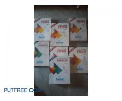Aakash full Study package for IITJEE(newest edition)