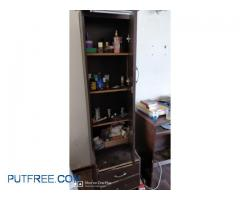 Dressing table gently used is available for sale,