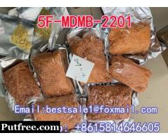 We offer free samples of 4FADB 5FMDMB2201 5CLADB the best cannabinoids faoctory in China