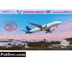 Book Risk-Free Patient Transfer Air Ambulance in Kolkata