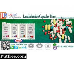 Lenalidomide Capsules Price | Natco Lenalid Exporter China
