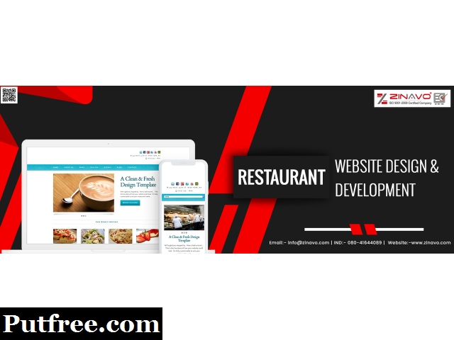 Restaurant Website Design and Development Company