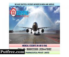 Medivic Air Ambulance in Delhi with Remarkable Medical Facilities