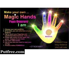 Online Psychic For 1-On-1 Palm & Fortune Teller Call +27782830887 Prof Musa