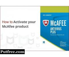 www.McAfee.com/Activate - Redeem Retail Card - Activate McAfee online