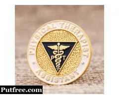 Circular Custom Enamel Pins