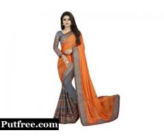 Grab the best Offers on Net Saree before it gets Over