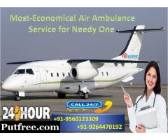 Immediate Medical Solution by Medivic Air Ambulance in Dibrugarh