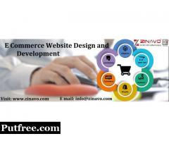 E commerce Website Design & Development service