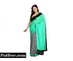Get ready for Party with Viscose sarees