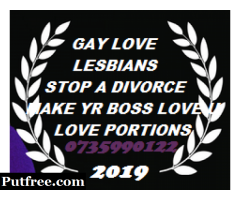 LOVE PORTIONS, GAY & LESBIAN RELATIONSHIPS +276790050086
