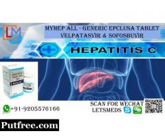 MyHep All Tablet Mylan Velpatasvir Sofosbuvir Price in India