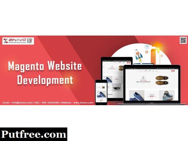 Magento Website Development Company in Bangalore