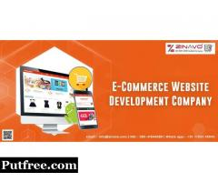 E Commerce Website Development Company in Bangalore