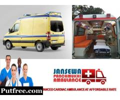 Select Ambulance Service in Hazaribagh with Healthcare Service