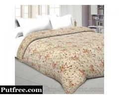 Buy Online Multi-Color Bed Comforters