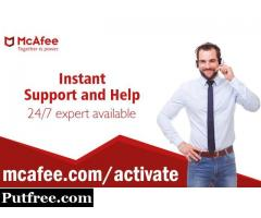 mcafee.com/activate - Installing McAfee security program