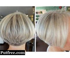 Stylist Hair Color Service in Kitsilano